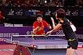 Mondial Ping -Women's Singles - Quarterfinal - Wu Yang-Li Xiaoxia - 30.jpg