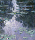 Monet, Claude - Water Lilies (Nymphéas) - Google Art Project.jpg