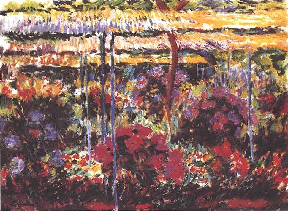 Monet - Garten in Giverny