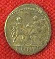 Monetiere di fi, moneta romana repubblicana con ratto delle sabine (l. titurius sabinus) 02.JPG