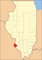 Monroe County Illinois 1825.png