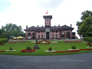 Mons - Waux Hall