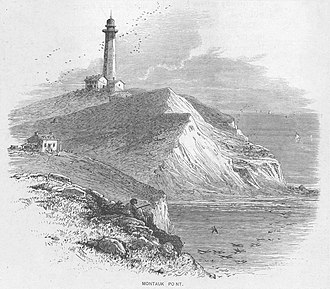 Montauk, New York - Montauk Point