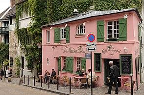 Rue des saules wikip dia - Eugenie les bains la maison rose ...