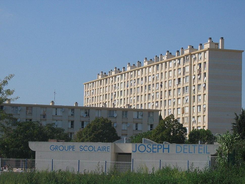 Montpellier PetitBard Ecole