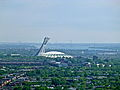 Montreal Olympic Stadium from Mont Royal.JPG