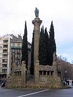 Monument Cinto Verdaguer