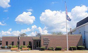 Moosic, Pennsylvania - Municipal building