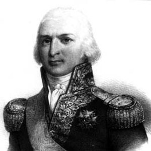 Quibéron mutinies - Vice-admiral Morard de Galles commanded the Brest squadron.