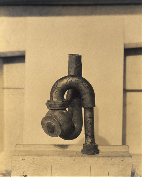 "File:Morton Schamberg - ""God"" By Baroness Elsa von Freytag-Loringhoven and Morton Schamberg - Google Art Project.jpg"