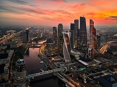 Как доехать до ММДЦ «Москва-Сити» на общественном транспорте