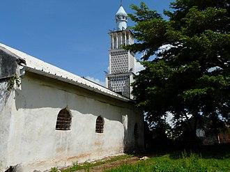 Tsingoni - Tsingoni Mosque