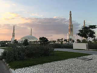 Sheikh Khalifa Bin Zayed Al Nahyan Mosque