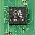 Motorola Xoom - Atmel mXT154 CU-520 on touch unit-0110.jpg