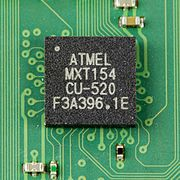 Motorola Xoom - Atmel mXT154 CU-520 on touch unit-0110.jpg