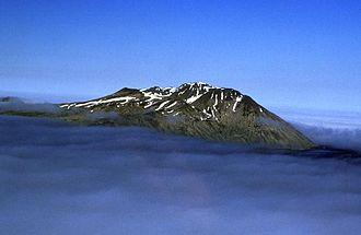 Mount Adagdak - Mount Adagdak in 2000