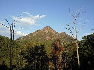 Mount Barney (Queensland) - Mount Barney, 2011