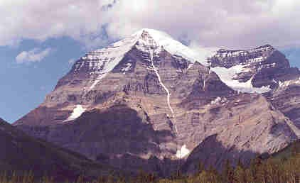 Mount Robson South