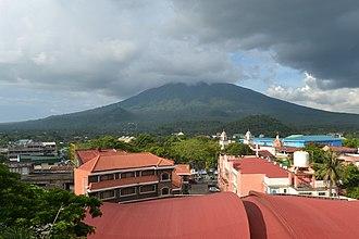 Iriga - Mount Asog/Iriga