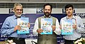 Mukhtar Abbas Naqvi releasing a Magazine 'Parwaz', at the inauguration of the Annual Conference of State Channelising Agencies, in New Delhi.jpg