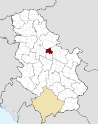 Municipalities of Serbia Smederevo.png