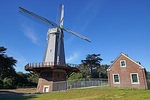 Golden Gate Park windmills - Image: Murphy windmill