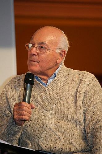 Murray Walker - Walker in 2009