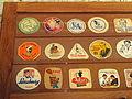 Musée Européen de la Bière, Beer coaster pic-001.JPG