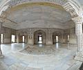 Musamman Burj Interior - Eastward View - Agra Fort - Agra 2014-05-14 4145-4159.tif