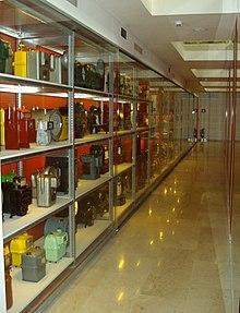 Museo del gas sabadell wikipedia la enciclopedia libre - Oficina gas natural sabadell ...