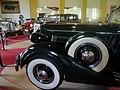 Museu Agromen de Tratores e Implementos Agrícolas, localizado no complexo do Centro Hípico e Haras Agromen em Orlândia. Packard Twelve. Estes carros com motor V12 foram fabricados de 1932 a 1939. - panoramio.jpg