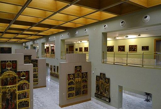 Museu de Belles Arts de València, primitius