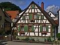 Mutschelbach - Fachwerkhaus - panoramio.jpg