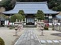 Myo'ou-ji temple, 2016, Sekigahara.jpg
