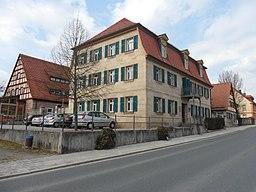 Nürnberger Straße in Wendelstein