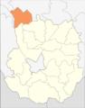 Nīcgale parish (Daugavpils municipality location map).png