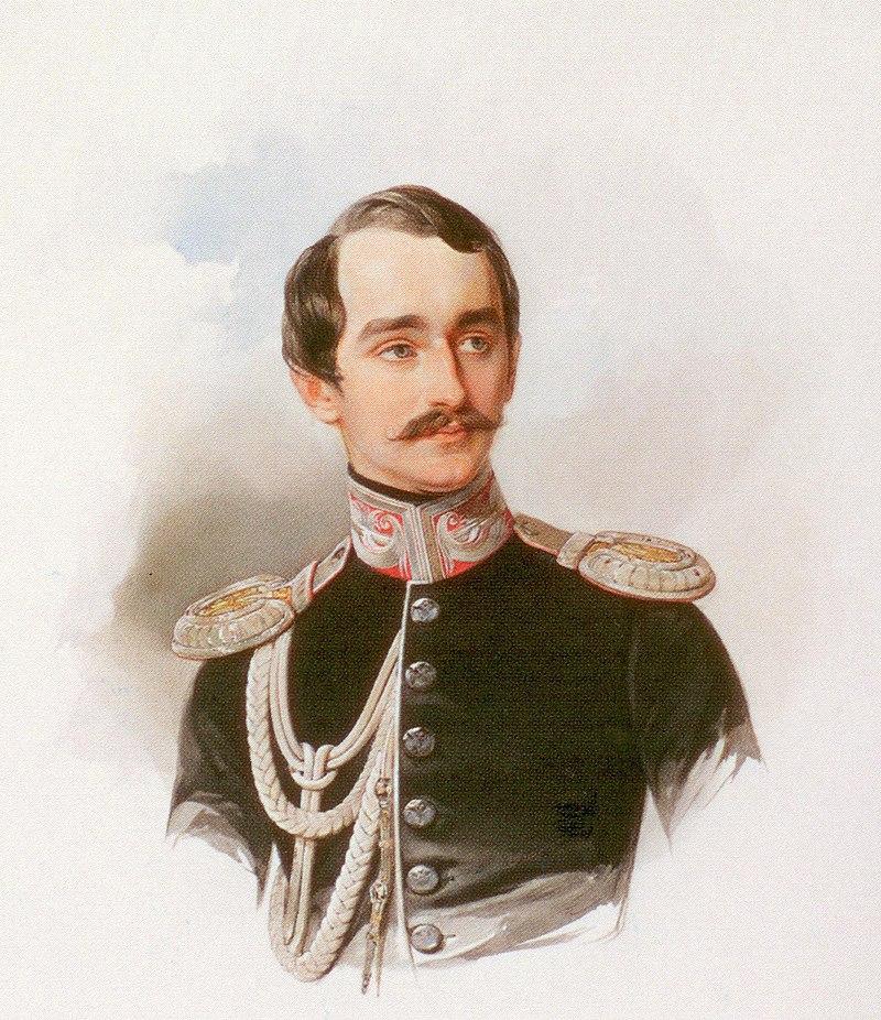 Художник В. И. Гау, 1846 год