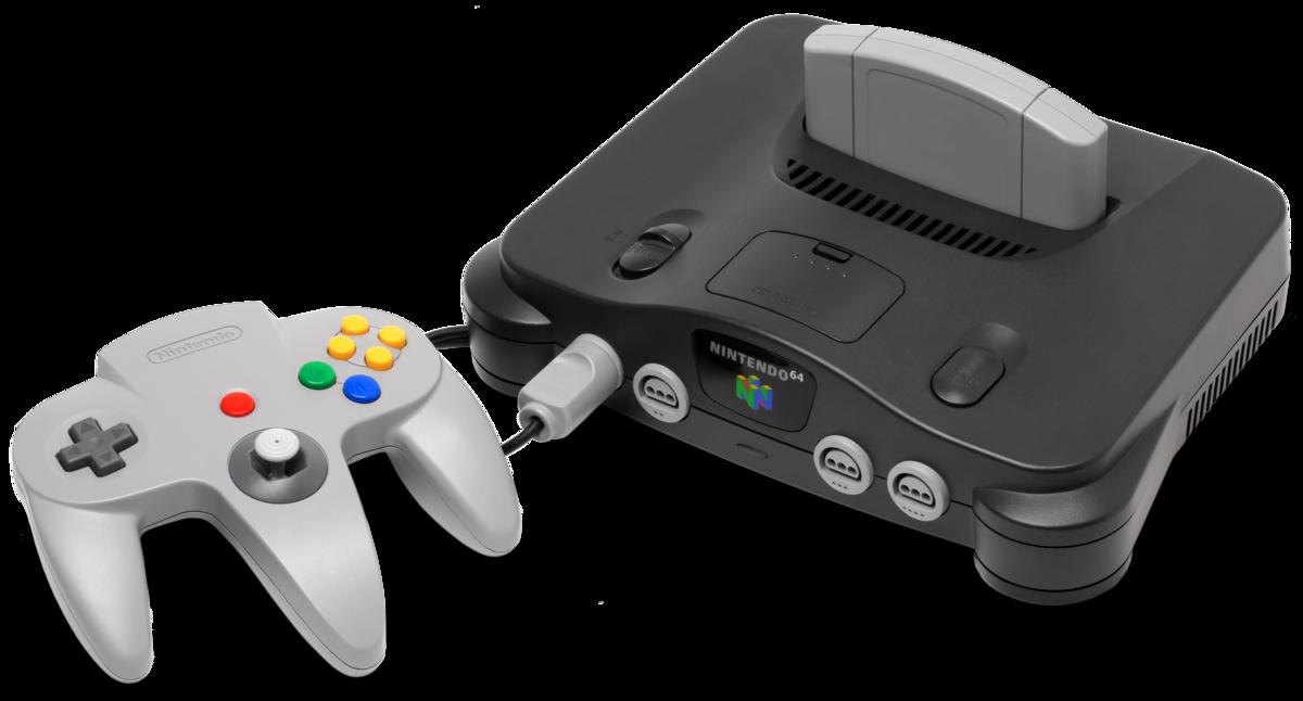 Nintendo 64 Wikipédia
