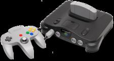 Nintendo 64 et sa manette