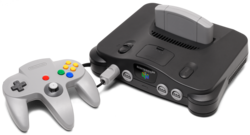 Image illustrative de l'article Nintendo 64