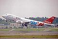 N644NW 2 B747-212F Northwest Al Cargo(3 speed svc) NRT 22MAY03 (8454663809).jpg