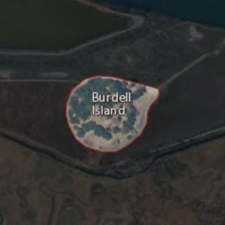 Burdell Island Island in California