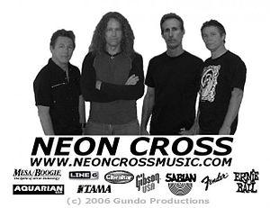 Neon Cross - NEON CROSS 2000