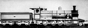 New South Wales D50 class locomotive - Class D50 Locomotive