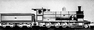 New South Wales D50 class locomotive - Class D50 Locomotive