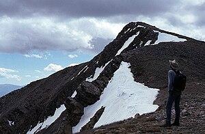 North Schell Peak - Image: N Schell Pk