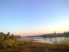 శ్రీకాకుళంలొ నాగావళి నది