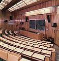Nagyvárad tér, SOTE (ma Semmelweis Egyetem) Elméleti Tömbje, előadóterem. Fortepan 74606.jpg
