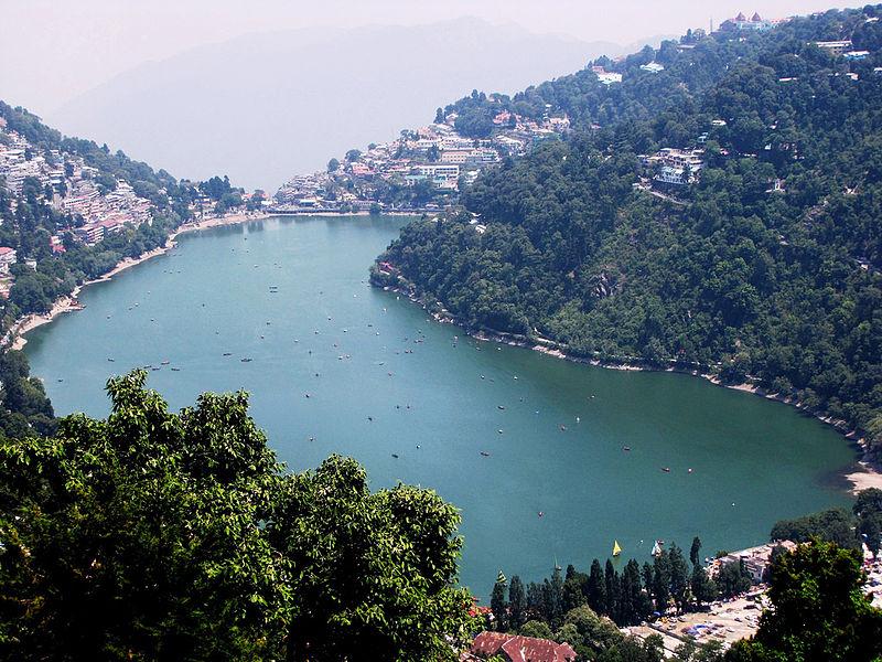 File:Nainital Lake.jpg