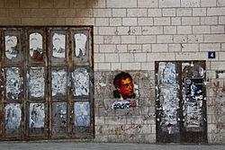 Naji al Ali Graffiti, Ramallah, 2012..jpg